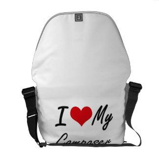 I love my Composer Messenger Bags