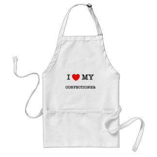 I Love My CONDUCTOR Standard Apron
