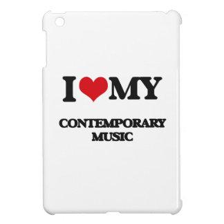 I Love My CONTEMPORARY MUSIC iPad Mini Case