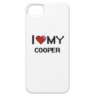 I love my Cooper iPhone 5 Cases