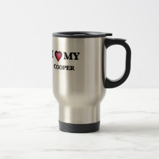 I love my Cooper Stainless Steel Travel Mug