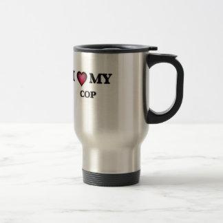 I love my Cop Stainless Steel Travel Mug