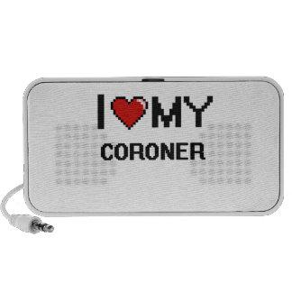 I love my Coroner Notebook Speakers