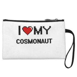 I love my Cosmonaut Wristlet Purses