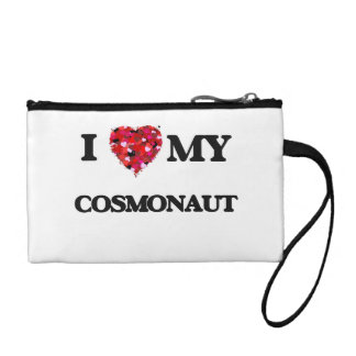 I love my Cosmonaut Change Purse