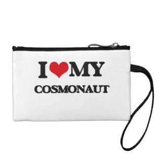 I love my Cosmonaut Coin Purse