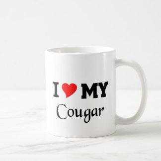 I love my cougar coffee mug