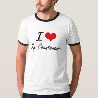 I love My Countenance Tee Shirt