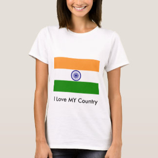 I Love MY Country India T-Shirt