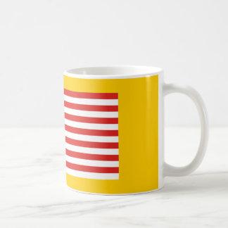 I Love MY Country Malaysia FlagnThe MUSEUM Zazzle Basic White Mug
