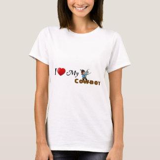 I love my Cowboy T-Shirt