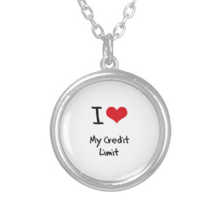 I love My Credit Limit Necklaces