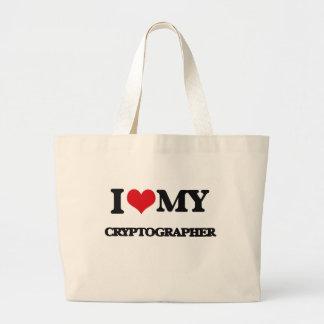 I love my Cryptographer Bag