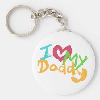 I love my Daddy Keychain