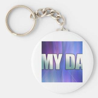 I Love My Daddy! Keychains