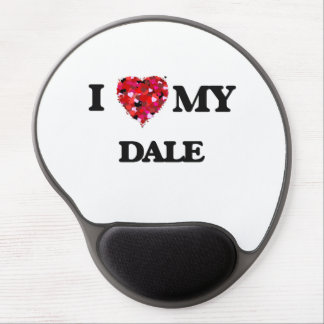 I love my Dale Gel Mouse Pad