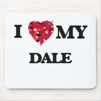 I love my Dale Mouse Pad