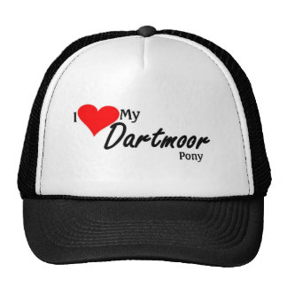 I love my Dartmoor Pony Cap