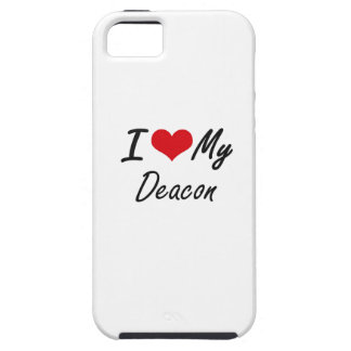 I love my Deacon iPhone 5 Cover