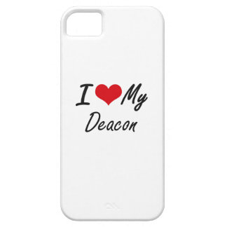 I love my Deacon iPhone 5 Covers