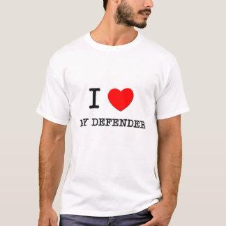 I Love My Defender T-Shirt