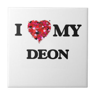 I love my Deon Small Square Tile