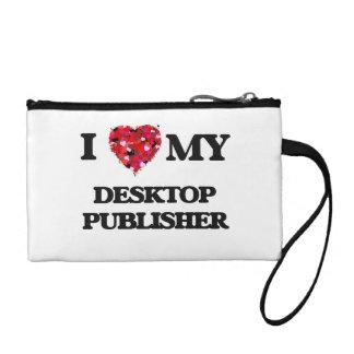 I love my Desktop Publisher Change Purses