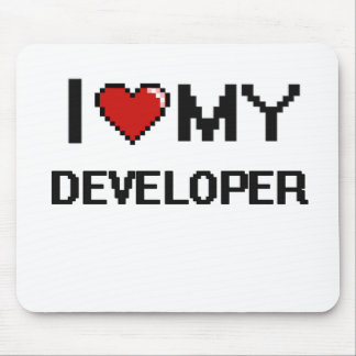 I love my Developer Mouse Pad