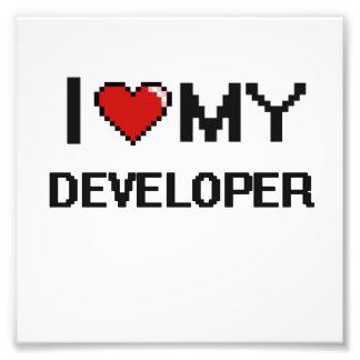 I love my Developer Photograph