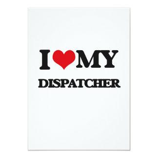I love my Dispatcher Card