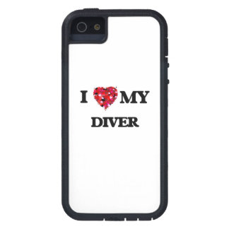 I love my Diver iPhone 5 Cases