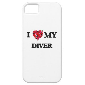 I love my Diver Case For The iPhone 5