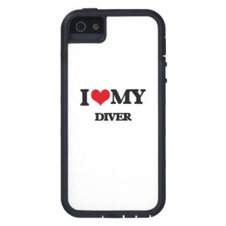 I love my Diver iPhone 5 Cover