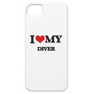 I love my Diver iPhone 5 Covers