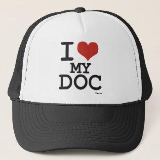 I love my Doc - Doctor Trucker Hat