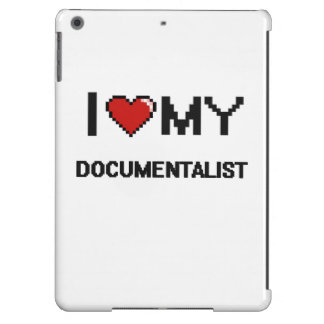I love my Documentalist Case For iPad Air