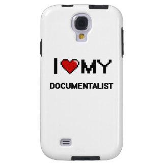 I love my Documentalist Galaxy S4 Case