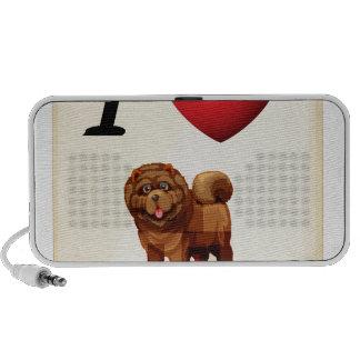I love my dog laptop speakers