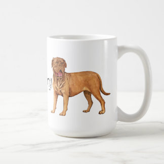 I Love my Dogue de Bordeaux Coffee Mug