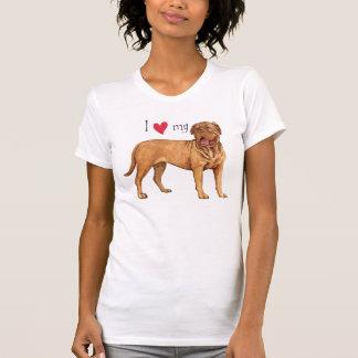 I Love my Dogue de Bordeaux T-Shirt