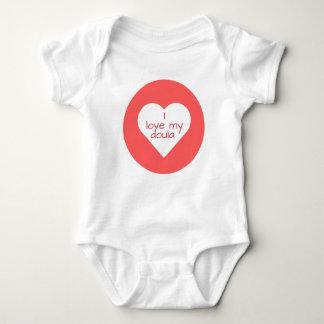 I Love My Doula Baby Bodysuit
