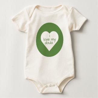 I Love My Doula Onsie Baby Bodysuit