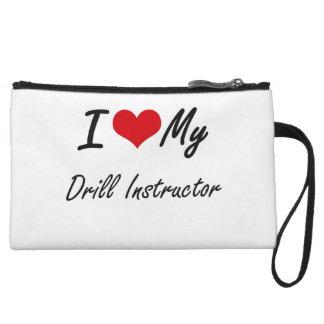 I love my Drill Instructor Wristlet