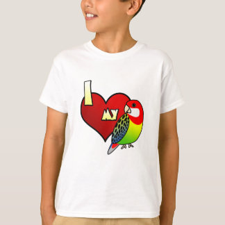 I Love my Eastern Rosella T Shirt
