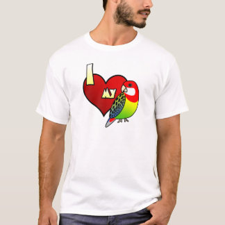 I Love my Eastern Rosella T-Shirt