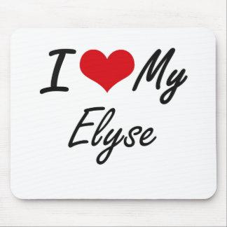 I love my Elyse Mouse Pad
