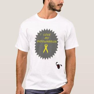 I love my endowarrior men's shirt
