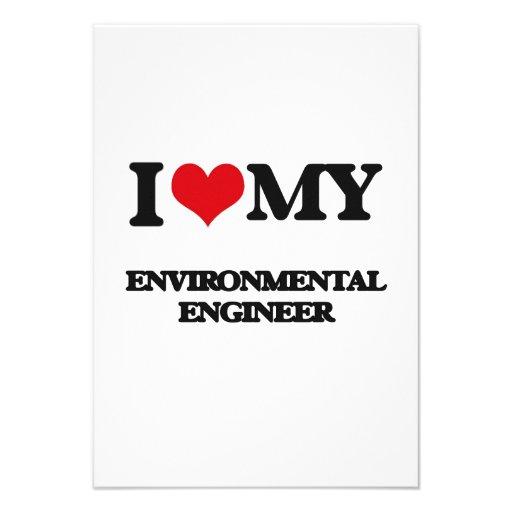 I love my Environmental Engineer Invite