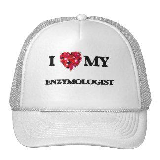 I love my Enzymologist Cap