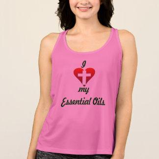 I love my Essential Oils Tank Top